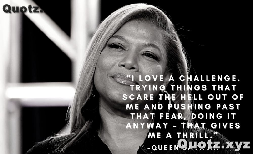 Quotes by queen Latifah about life, motivation, Rap, movie, and more with quotes images.