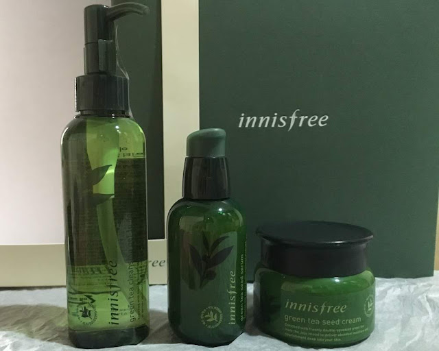 Skincare and Haircare Benefits of Green Tea Seed Oil