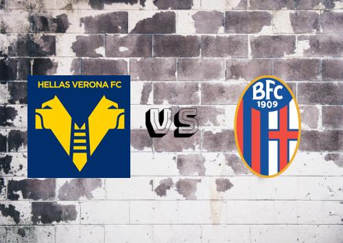 Hellas Verona vs Bologna  Resumen