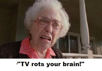 T.V. Rots Your Brain by Agent 54