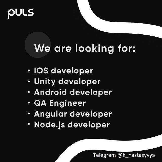 Компанія PULS Software шукає Junior та Middle розробників