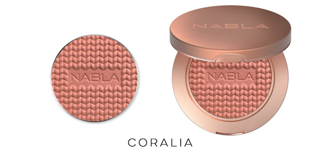 Coralia Mermaid Collection di Nabla Cosmetics
