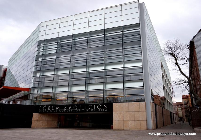 Museo evolución Burgos