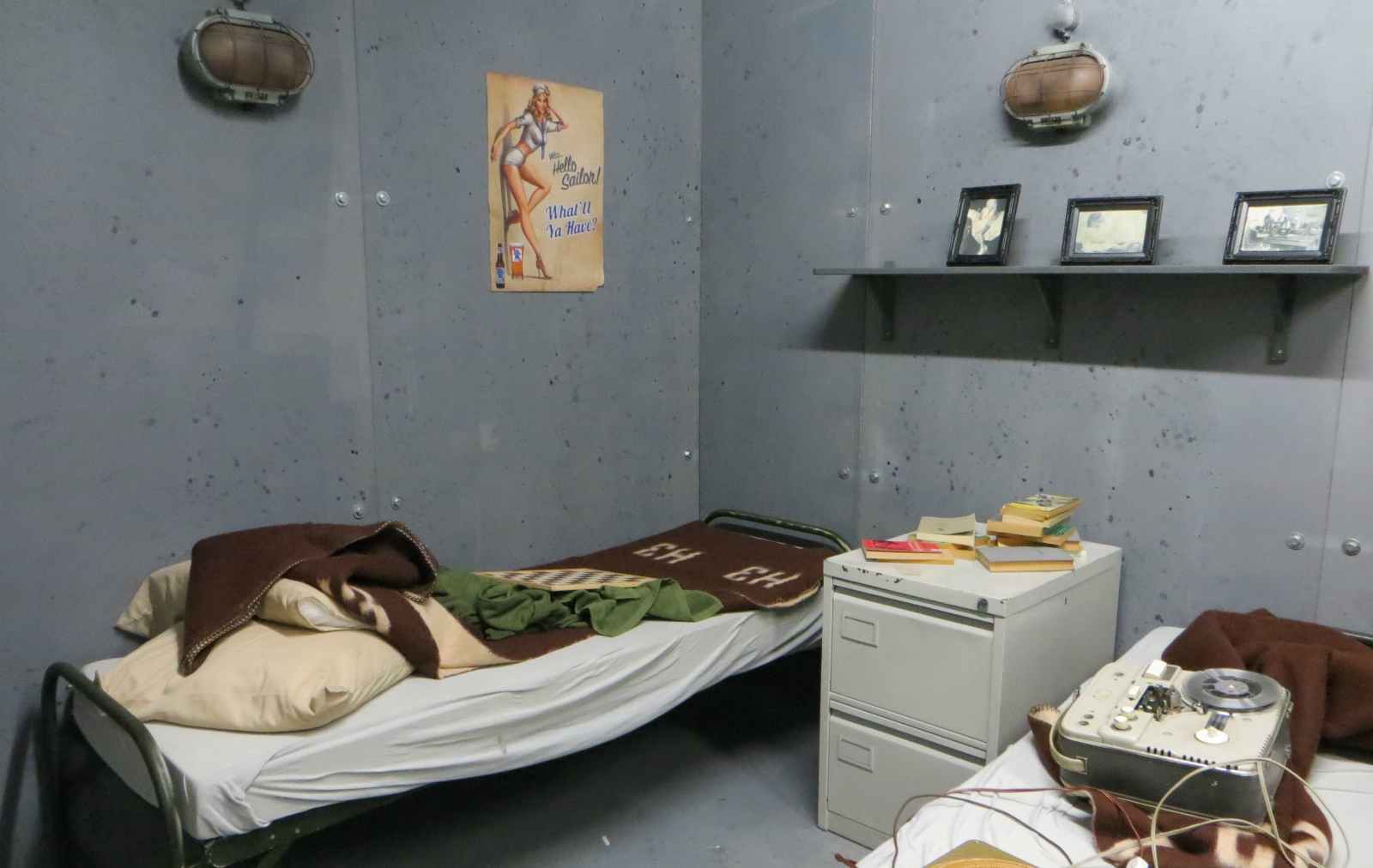 escaperoom in de Avontuurfabriek in Loosdrecht