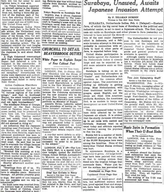 NY Times, 6 February 1942, worldwartwo.filminspector.com