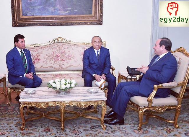 الرئيس السيسي يوجه ضربة اقتصادية قوية لقطر