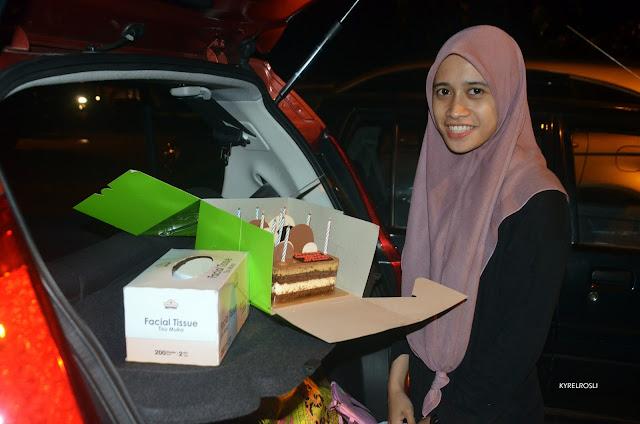 Birthday Surprise for Anwar Muhd | عيد ميلاد سعيد أنور