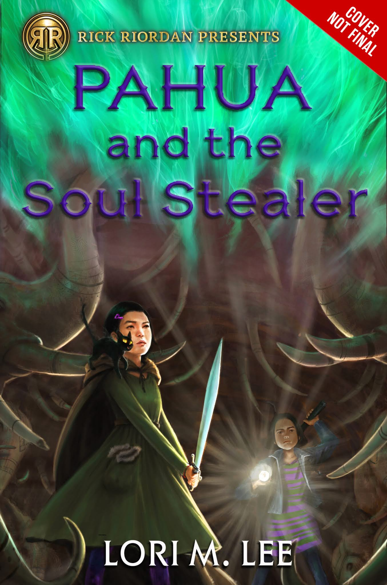 Pahua and the Soul Stealer by Lori M. Lee