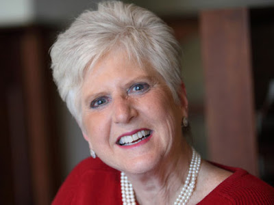 Dr. Lois P. Frankel.  Foto courtesy helloladies