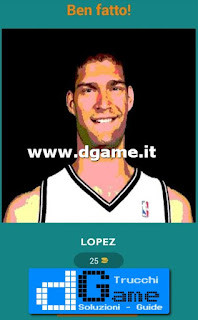 Soluzioni Guess The Basketball Player livello 26