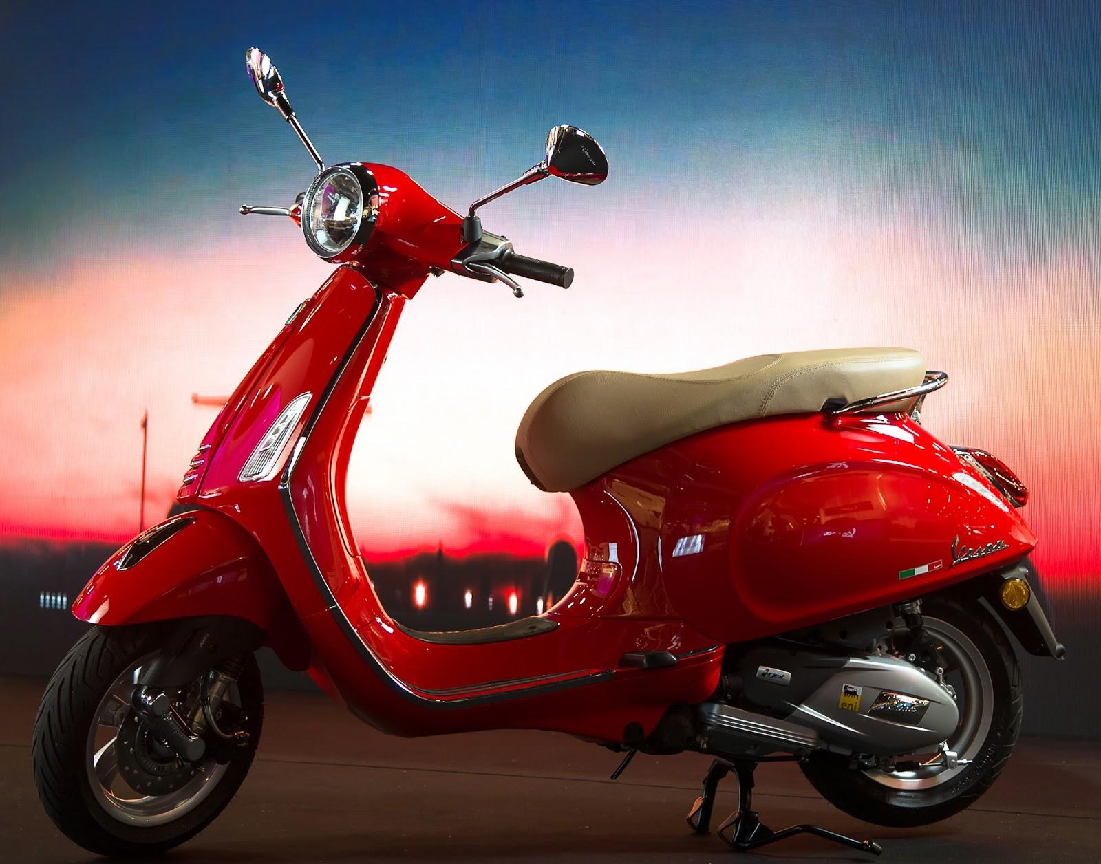 afed8024b ... duas rodas da Itália já podem comemorar, pois a Série Histórica da  Vespa brasileira começou a ser vendida pelo site da marca  (www.vespabrasil.com.br).