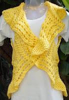 free crochet bolero pattern, free crochet pineapple bolero pattern