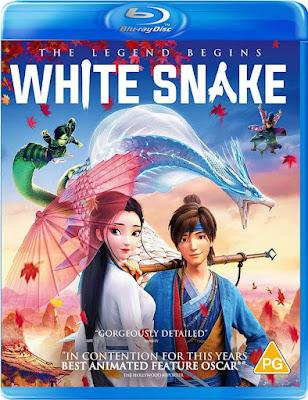 White Snake (2019) Dual Audio ORG [Hindi – Chinese] 720p | 480p BluRay ESub x264 850Mb | 300Mb