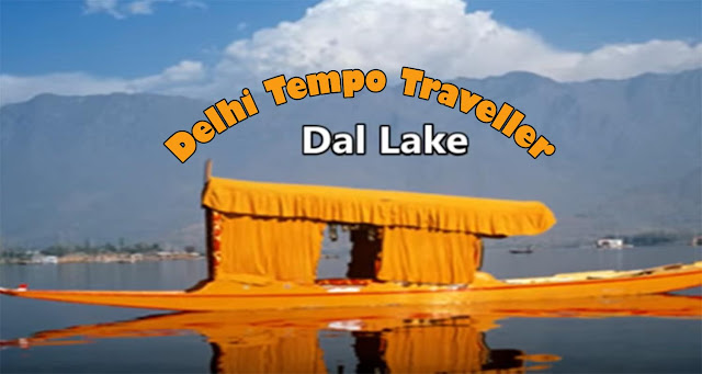 Tempo Traveller Hire From Delhi to Srinagar Tour Packages