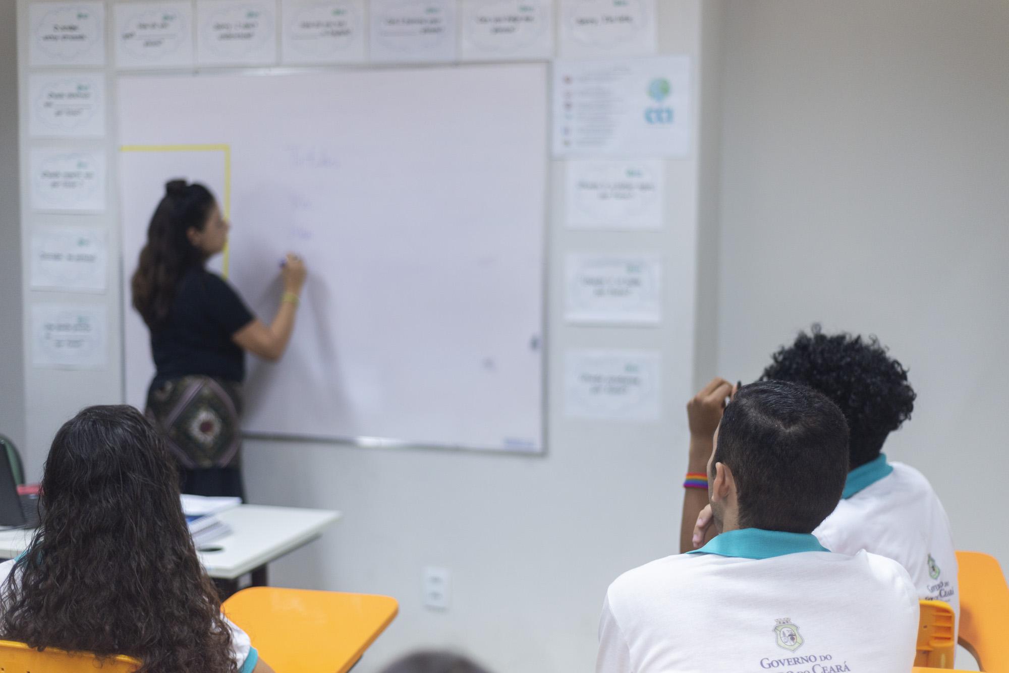 Ceará lidera em resultados educacionais