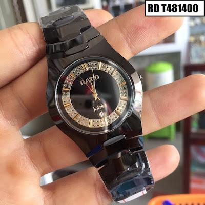 Đồng hồ đeo tay nam cao cấp Rado RD T481400