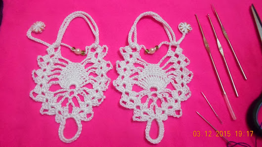 Multipurpose Crocheted Hand/Foot/Neck Accessory (Free Pattern)
