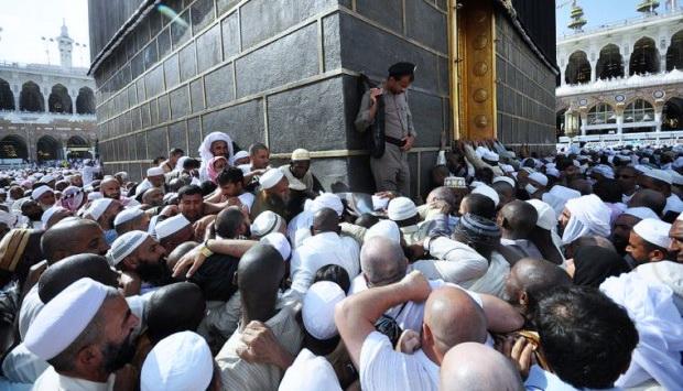 Innalillahi, Jamaah Haji Indonesia Wafat Usai Cium Hajar Aswad