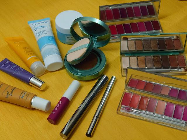 Wardah Product That I Use   Makeup & Skincare