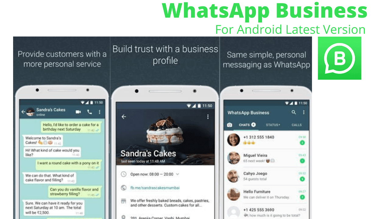 WhatsApp Business Download For Android Latest Version