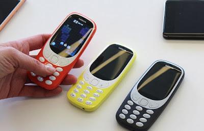Resmi Dirilis, Beginilah Bentuk Canggih Nokia 3310