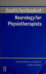 Cash's Textbook of Neurology for Physiotherapists - 3rd Edition