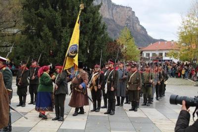 Историческа възстановка на Освобождението на Тетевен и празничен концерт ще се състоят на 16 ноември