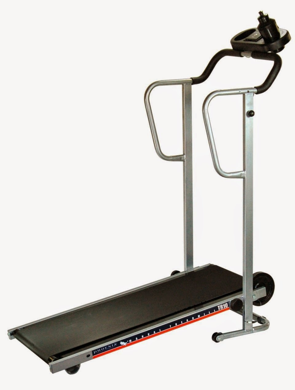 Phoenix 98510 Easy-Up Manual Treadmill, picture, image, one of the top best 3 treadmills under $300, review features & specifications, buy at discounted low price