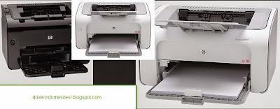 Hp Laserjet P1102 yazıcı driverı.