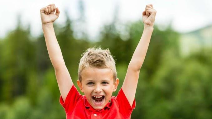 Menumbuhkan Rasa Percaya Diri Pada Anak Dengan 7 Cara