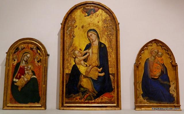 Coleção de Madonnas do Século 15, Galleria dell'Accademia, Florença