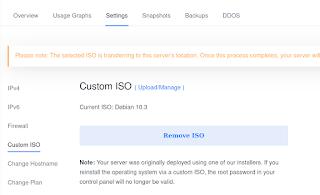 Custom ISO