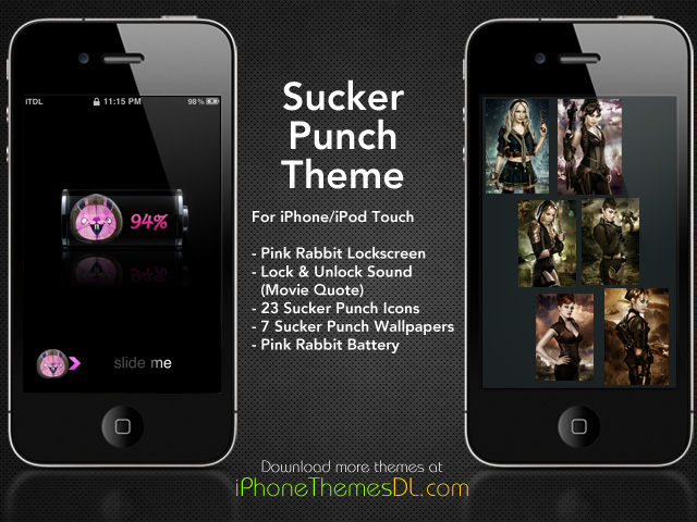 Free iPhone Themes