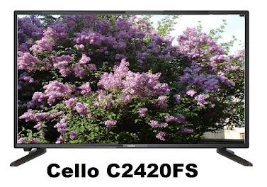 Cello C2420FS cheap TV