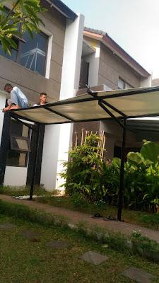 canopy membrane cibubur