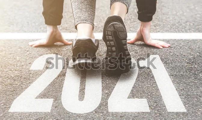 FELIZ 2021. Os deseamos que todas vuestras expectativas se cumplan este año