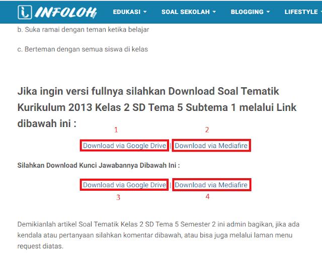 Cara Download InfoLoh 2