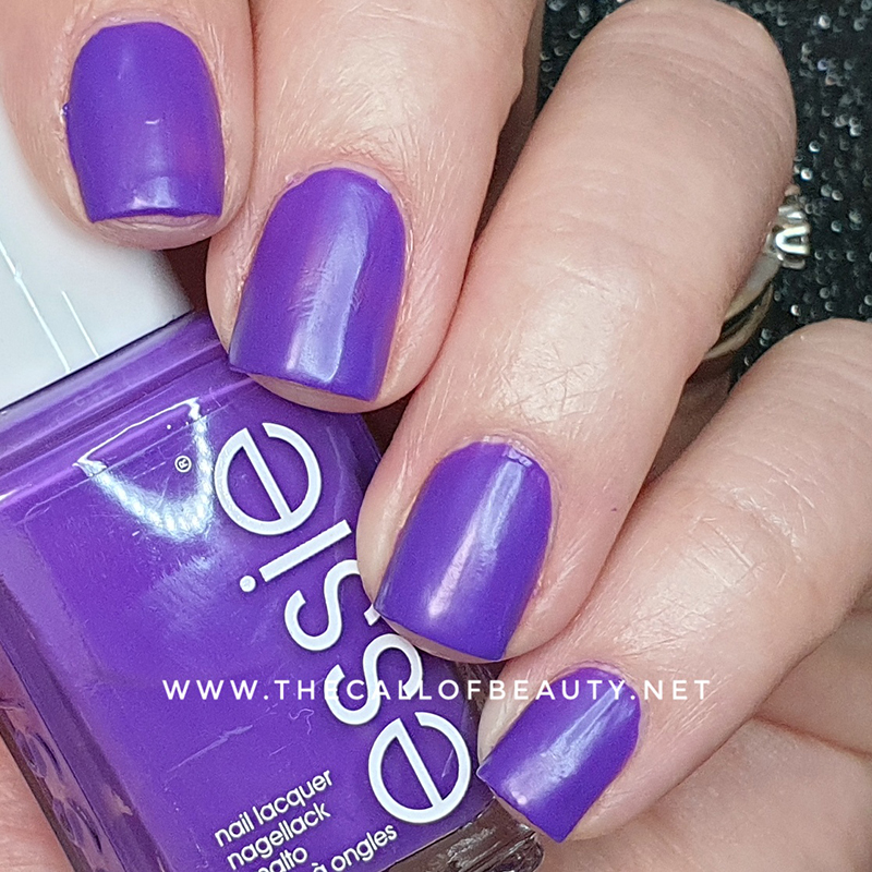 Essie Tangoed In Love