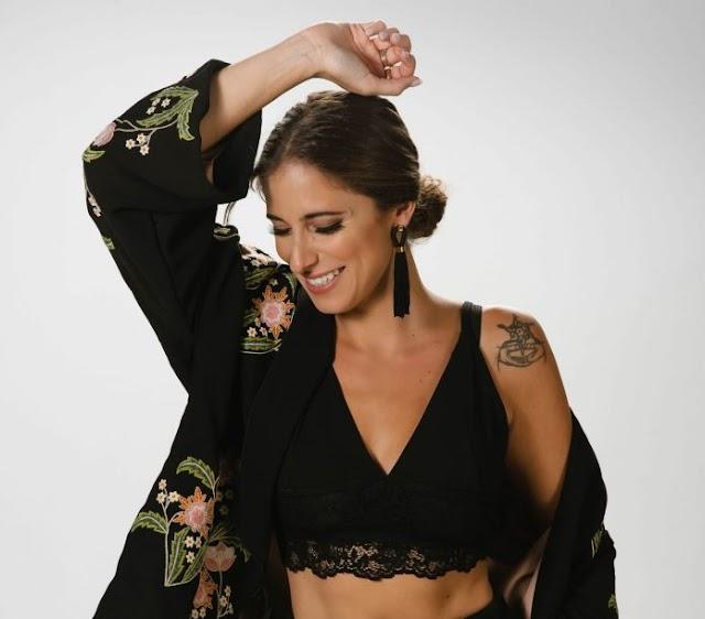 """María Peláe: """"El cambio es cómo están vestidas las canciones porque el fondo sigue siendo el mismo que es querer decir algo y a mí manera"""""""