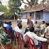 बागडेहरि थाना में होली के त्यौहार को लेकर शांति समिति की बैठक की गई।