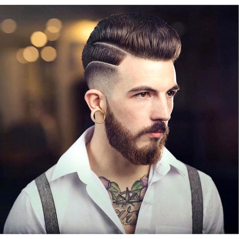 model rambut pria classic undercut  5740876371