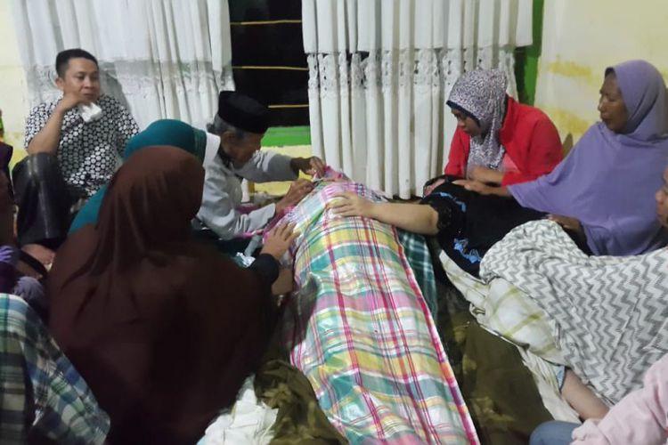 Ustadz Suhardi wafat saat mengisi ceramah ramadhan