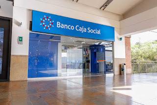 Banco Caja Social en Medellín