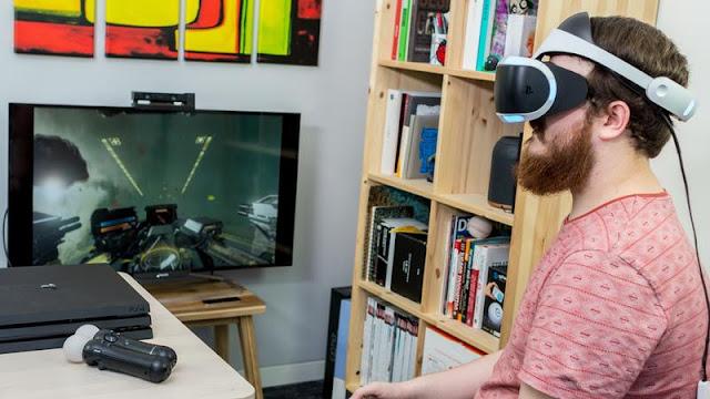 4.PlayStation VR