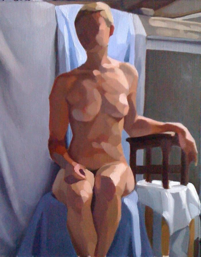 Современный американский художник. Laura Nothern