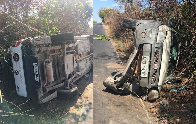 Dois acidentes registrados entre Chapadinha e Anapurus