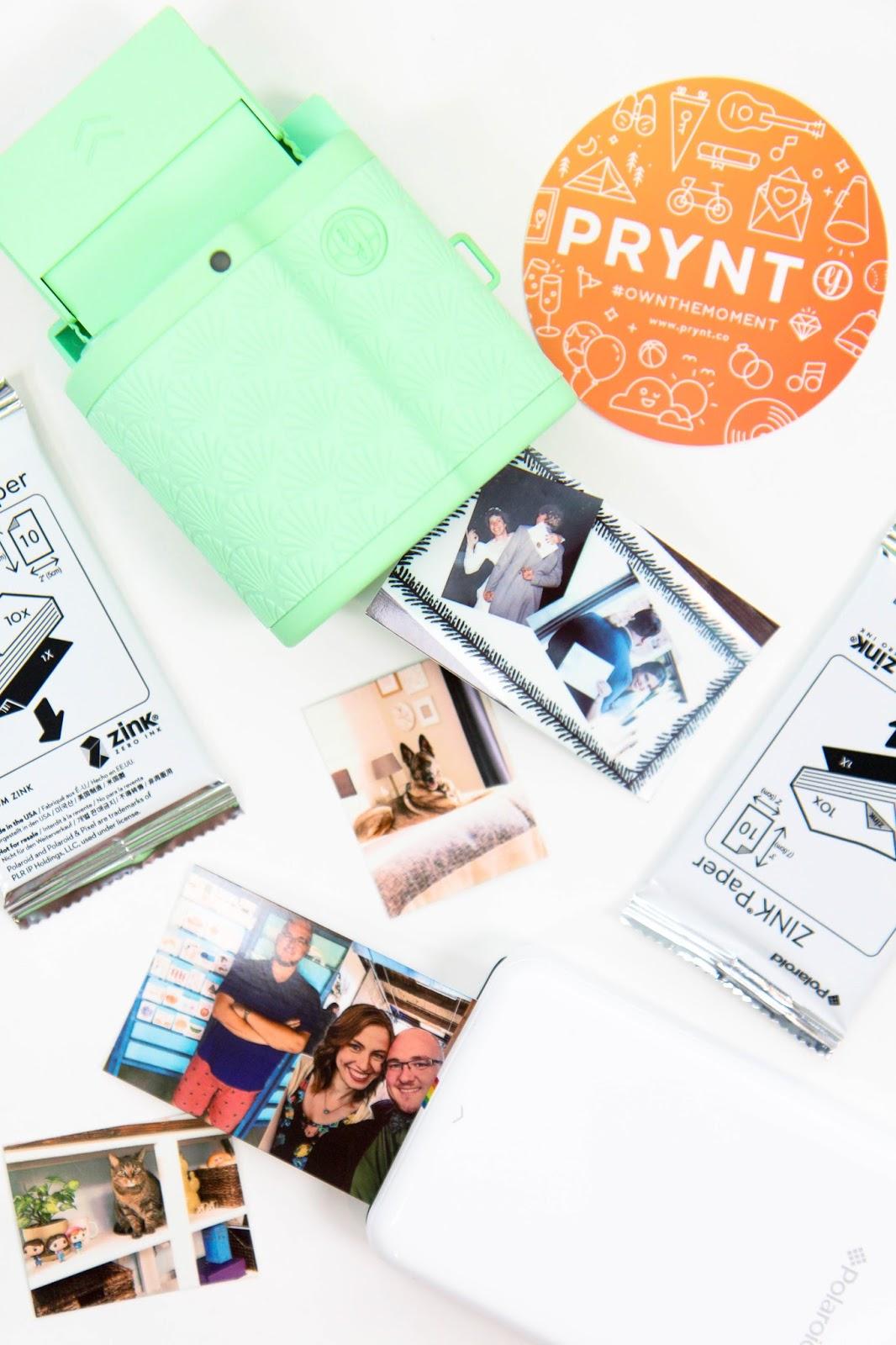 The Prynt Pocket vs  Polaroid Zip | The Best Portable Photo