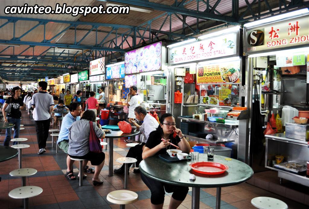Entree Kibbles: Kallang Western Barbeque (Chicken Chop ...