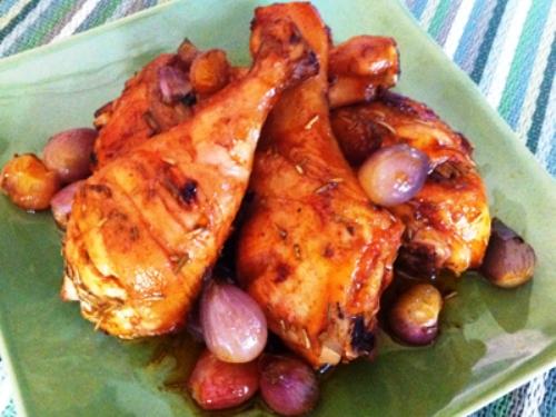 Resep dan Cara Membuat Ayam Panggang Rempah