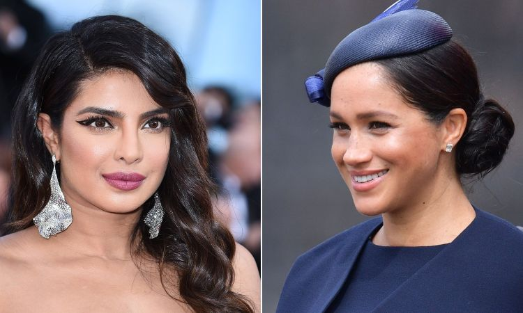 Priyanka Chopra notes how much Meghan Markle's life has changed over the past few years